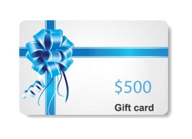 Elite Gift Card 1